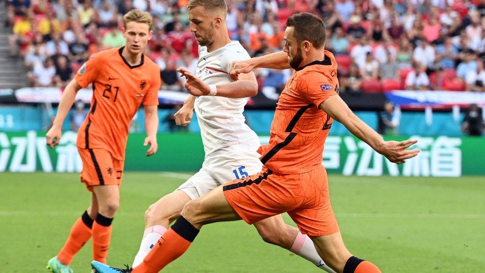 Netherlands v Czech Republic