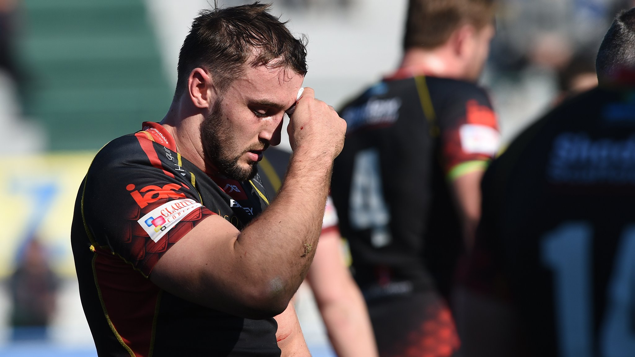 Benetton ease past Dragons with another victory against Welsh
