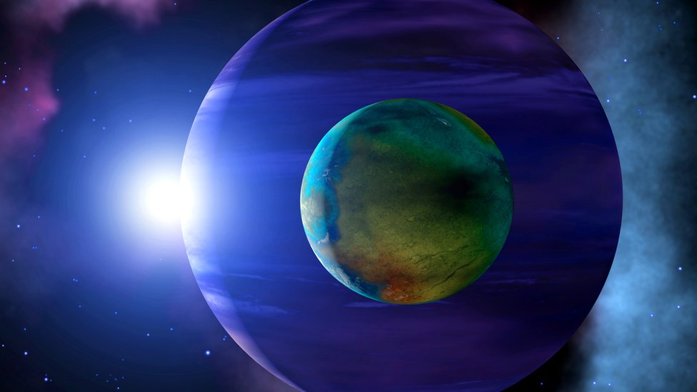 Signal may be from first 'exomoon'