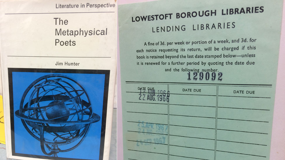Overdue library book returned after 52 years