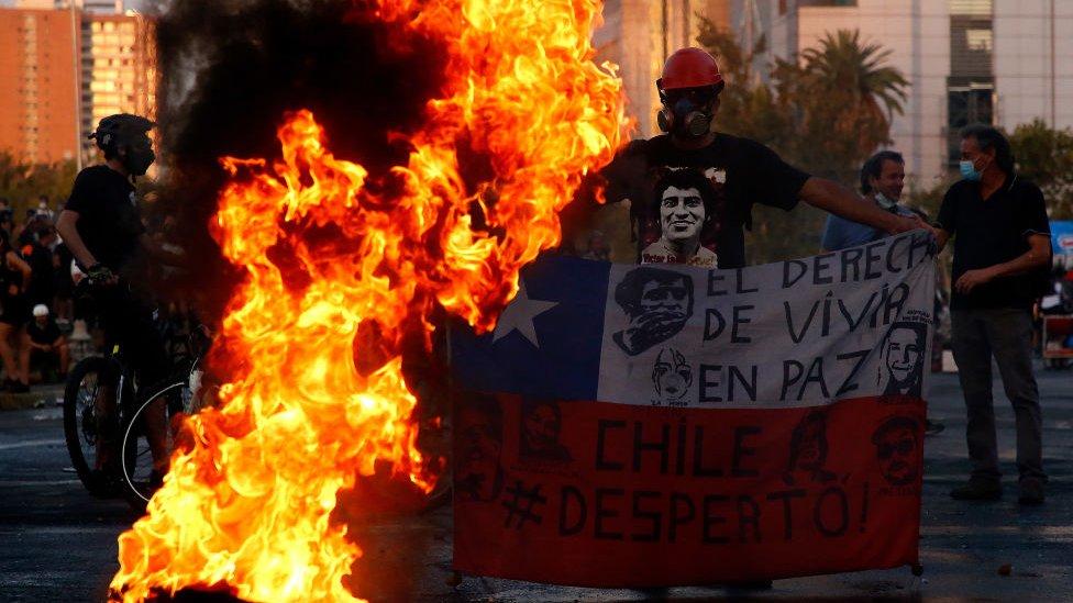 Protestas octubre 2019