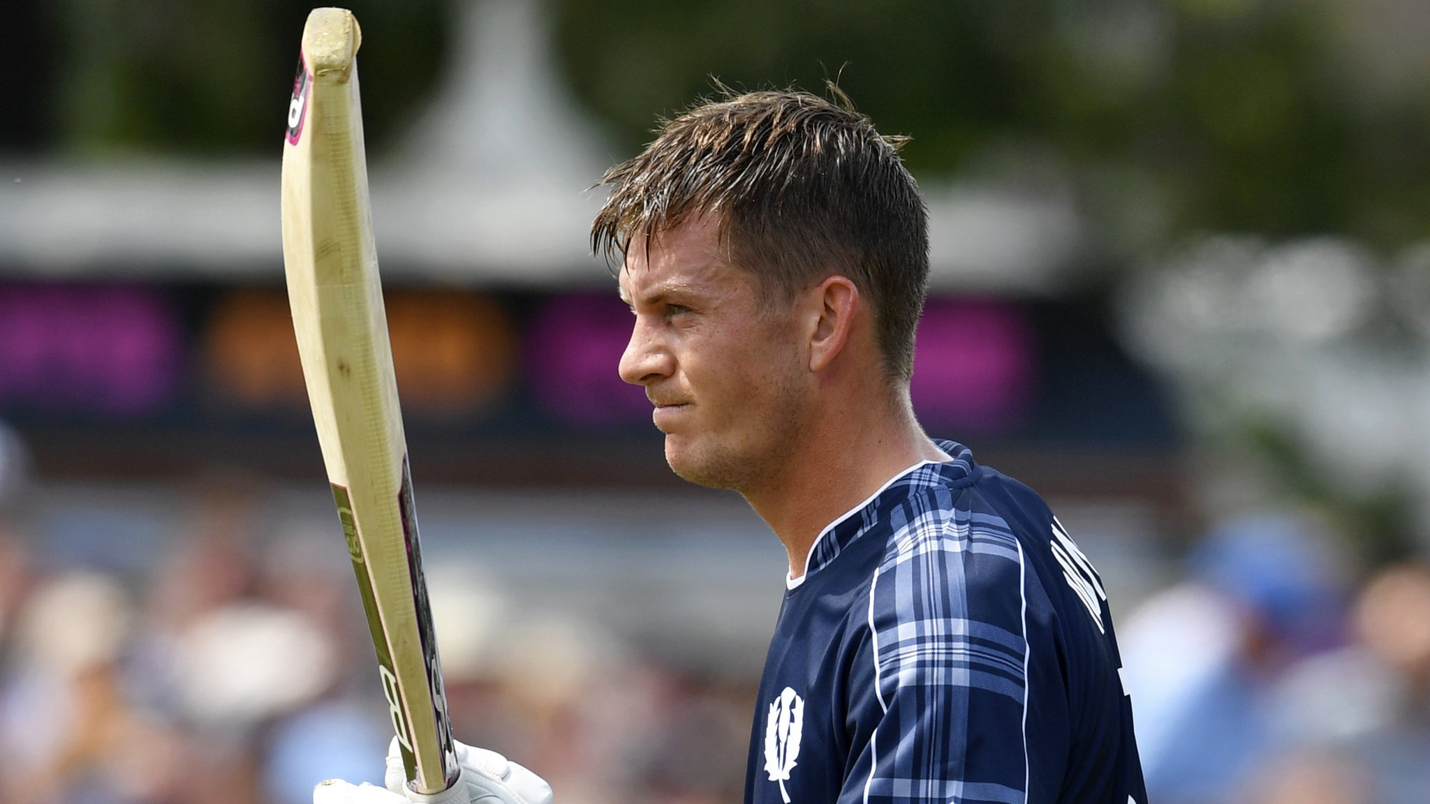 T20I tri-series: Scotland beat Netherlands by seven wickets