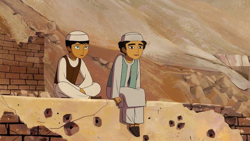 Angelina Jolie's Breadwinner spotlights Afghan girls' plight
