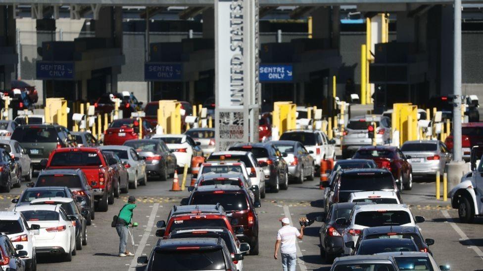 Estados Unidos y México comparten una de las fronteras más cruzadas del mundo.