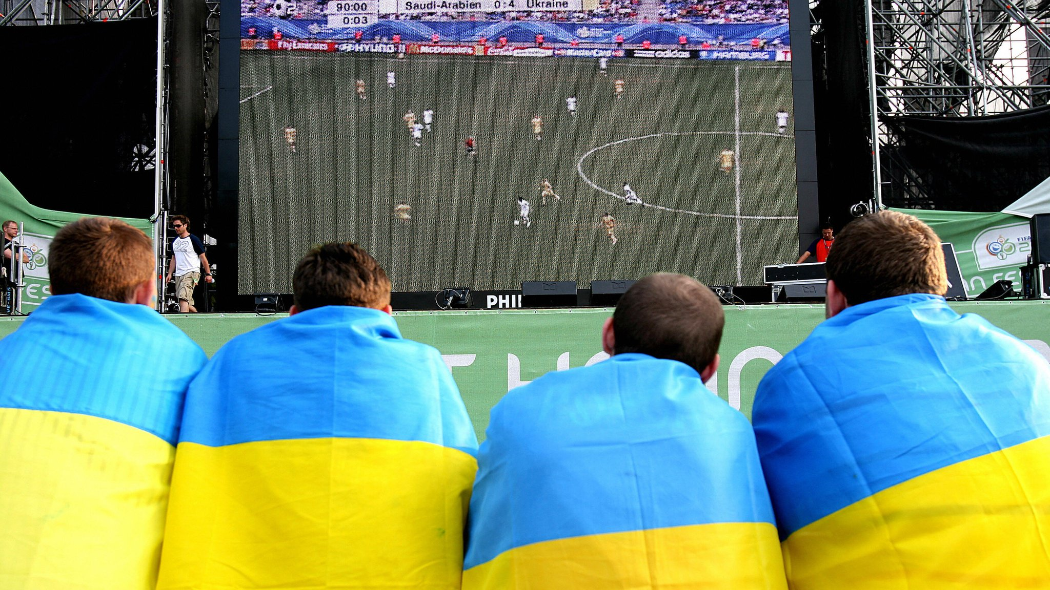 Ukraine match fixing: 35 clubs accused following raids