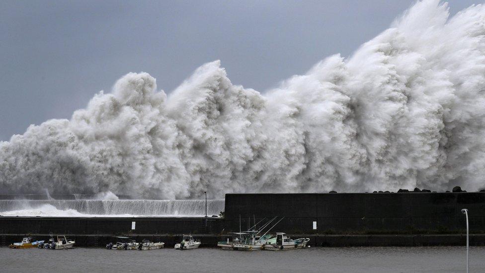 Nevreme u Japanu