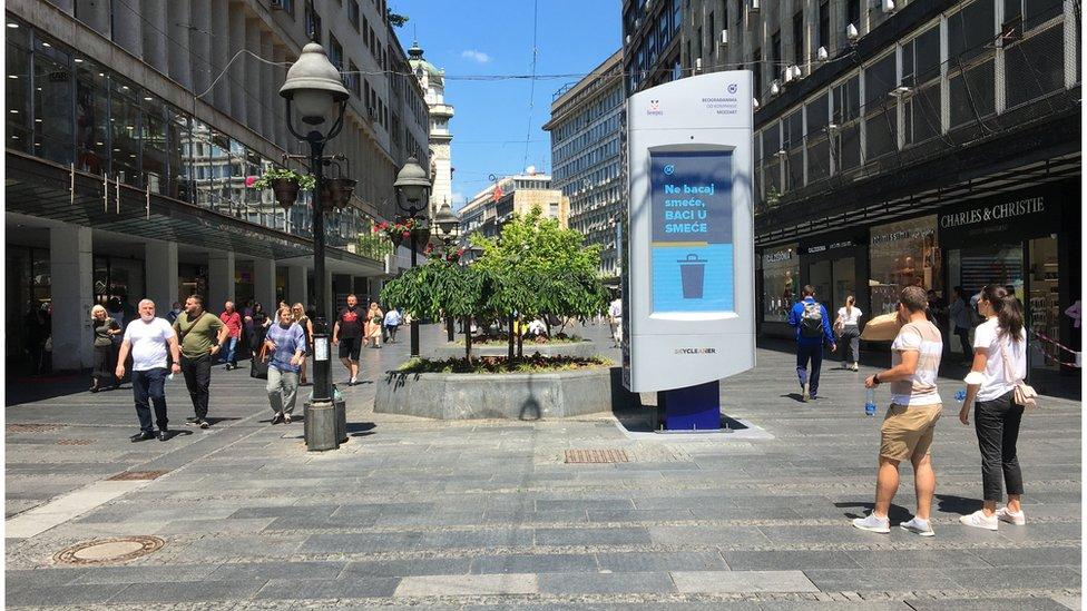 """""""Nebočistač"""", Beograda 7. juna 2021."""
