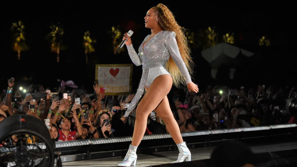BBC News - Viewpoint: Beyonce's Homecoming celebrates black culture and education