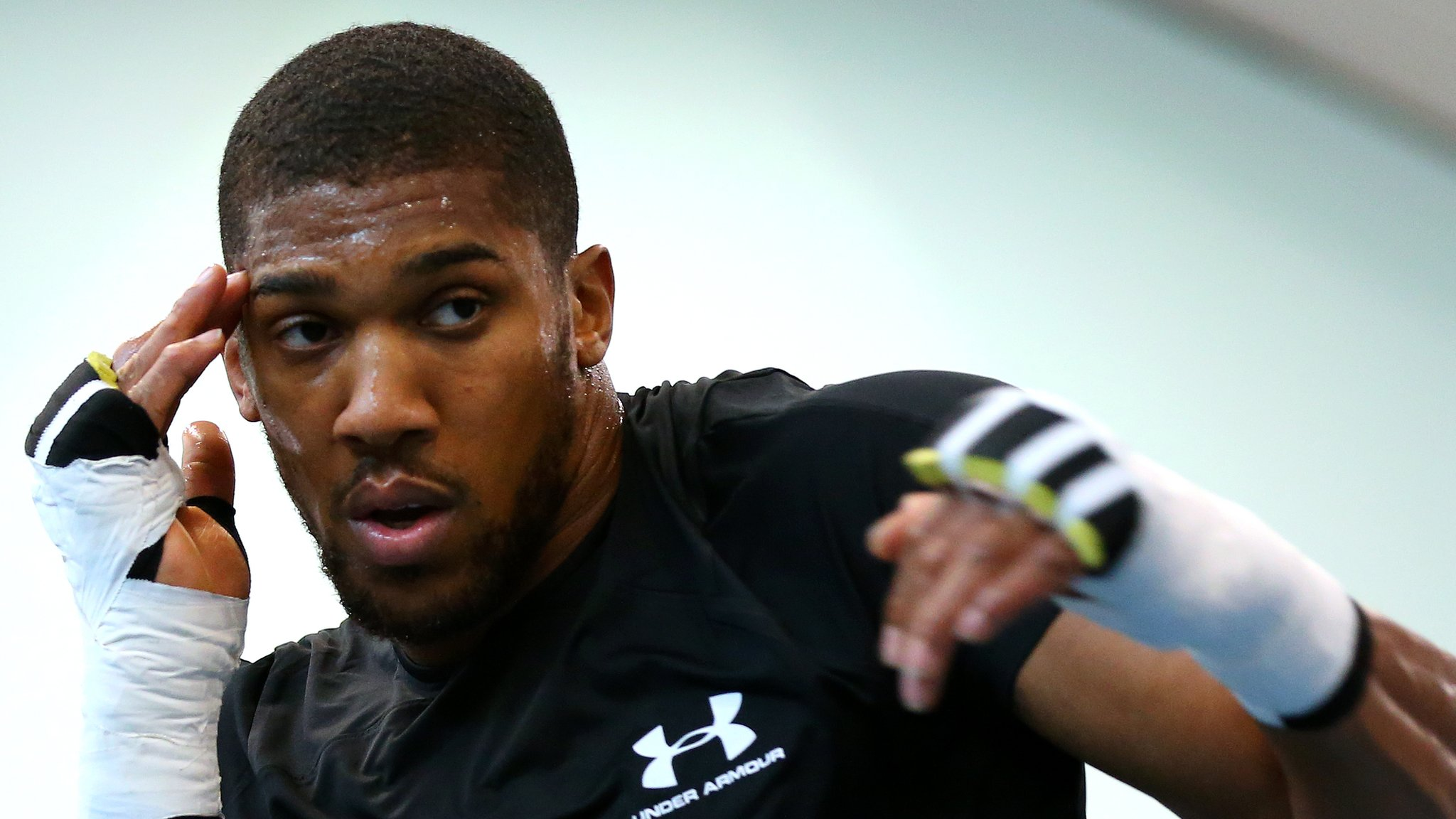 Anthony Joshua rejects criticism of next opponent Andy Ruiz Jr