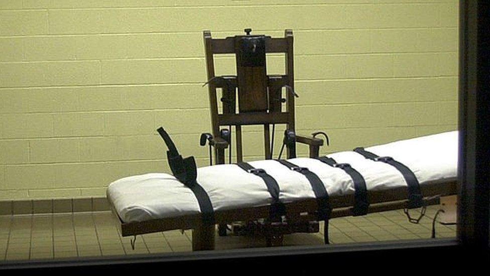 Высшая мера до инаугурации. В США казнят пятерых, пока не пришел Байден, выступающий против казней