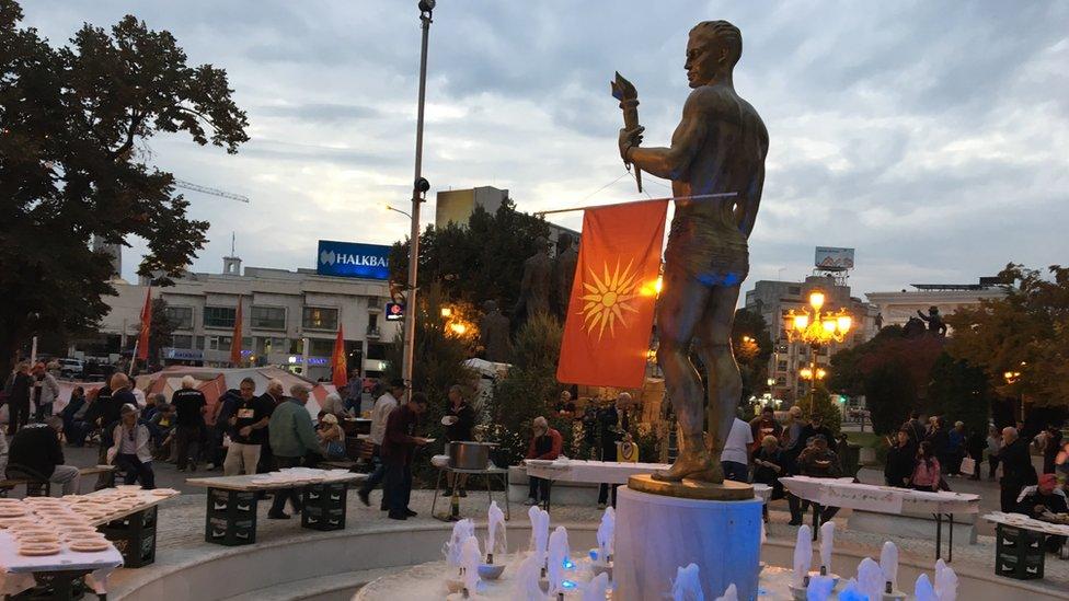 Skoplje, 30. septembar 2018.