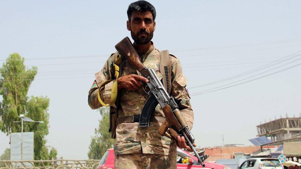 Афганистан: наступление талибов - угроза и для других стран