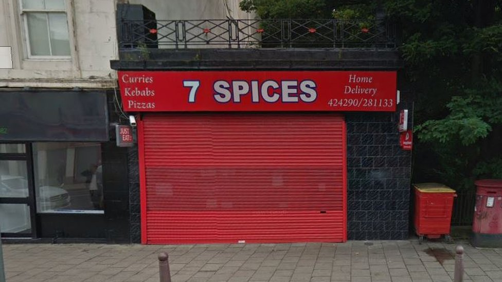 Seven Spices in Hamilton