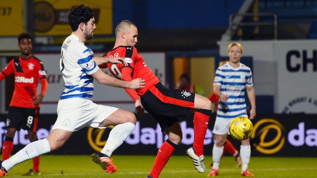Highlights - Greenock Morton 0-2 Rangers