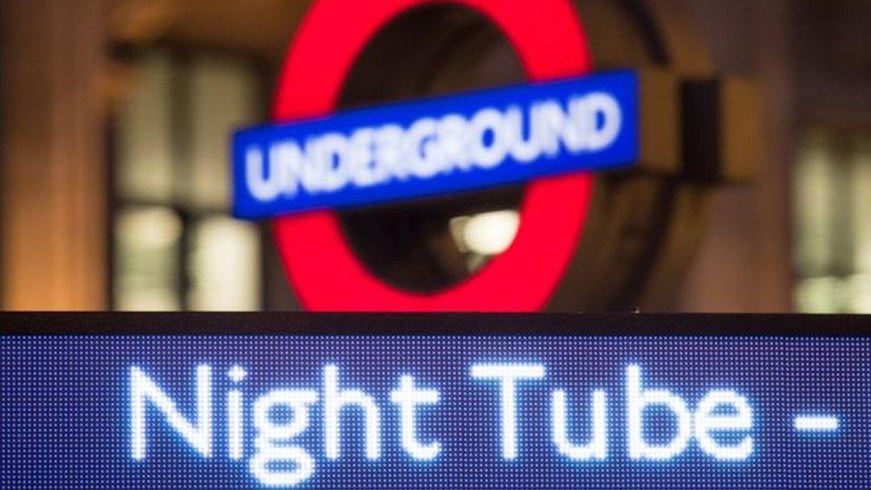 Night tube