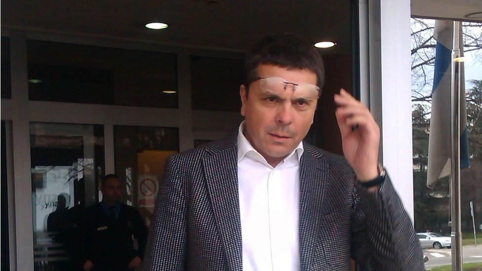 Milo Đurašković, Specijalni sud, mart 2015.