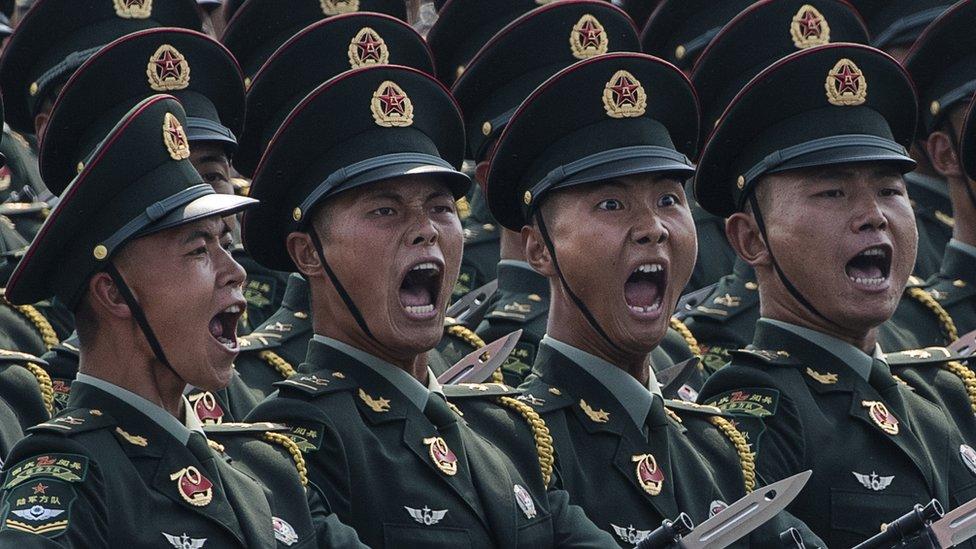 SIPRI изучил военно-промышленный комплекс Китая. Оказалось, что он второй в мире