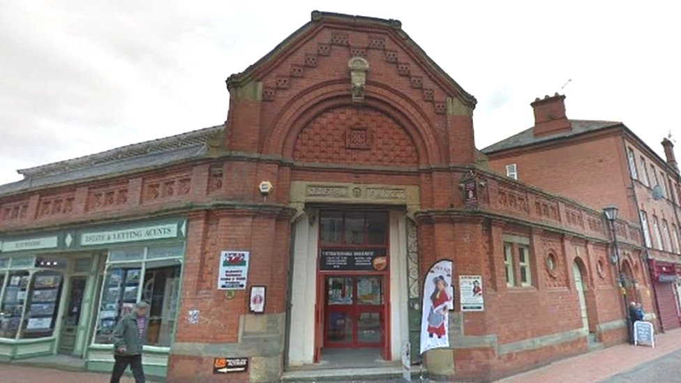 Wrexham's General Market could receive funds to improve its fortunes