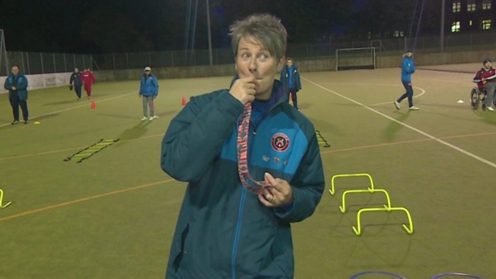 Unsung Hero 2018: Football coach Melanie Benson-Regan is South West's winner