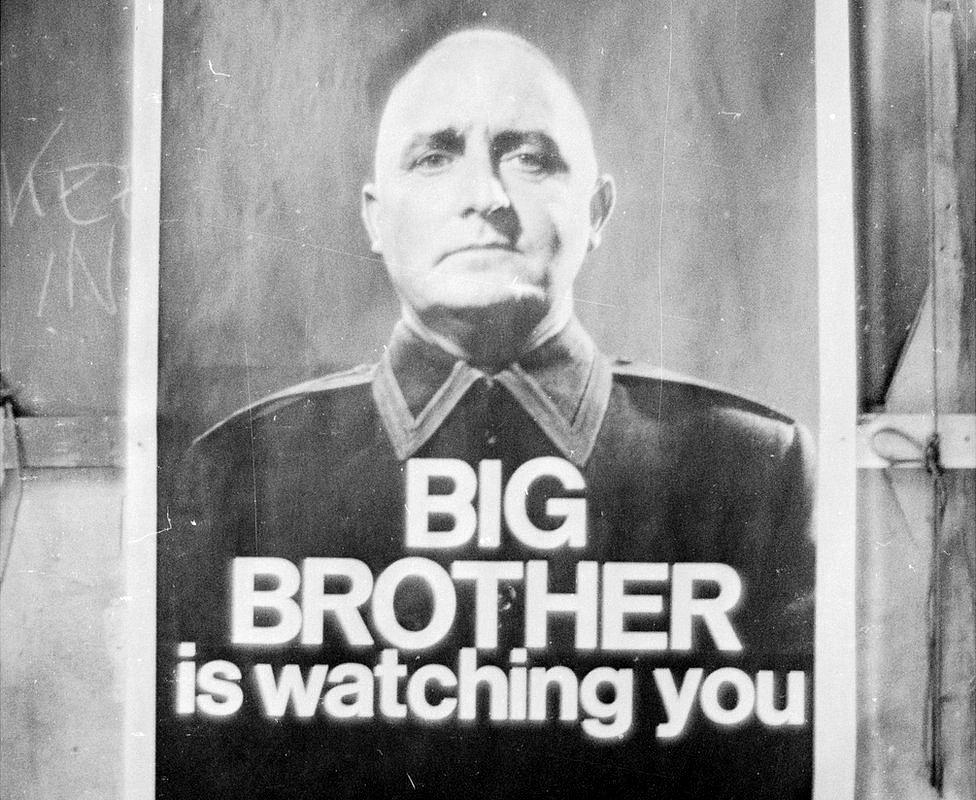 Poster de la producción de la BBC de