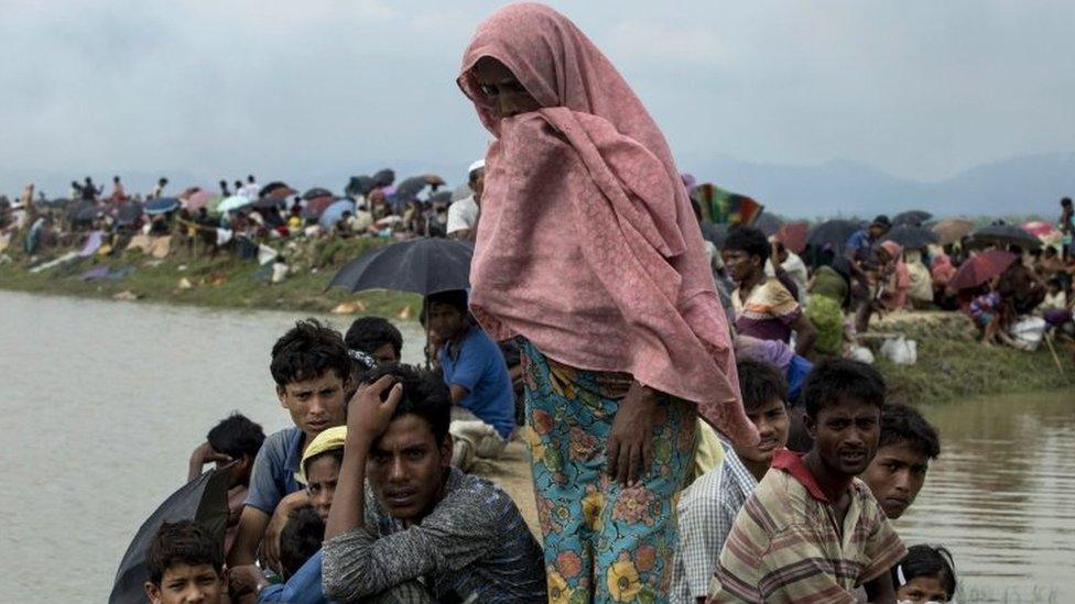myanmar, rakhine, rohingya