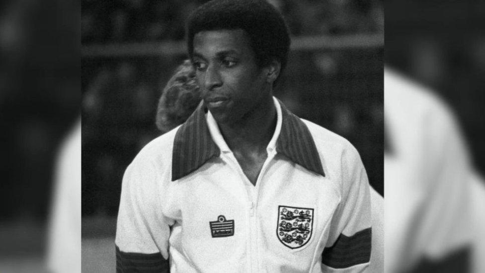 Viv Anderson en 1978