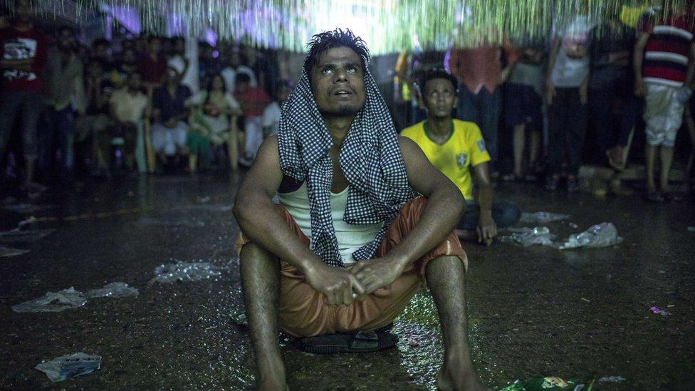 Navijači, Daka, 27. jun 2018.