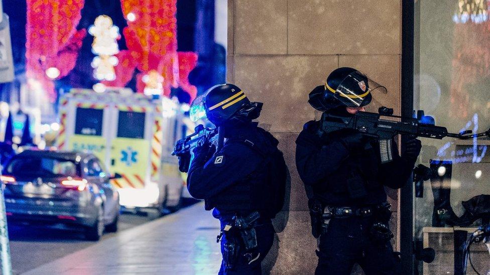Стрельба в Страсбурге: четверо погибших, более 10 раненых