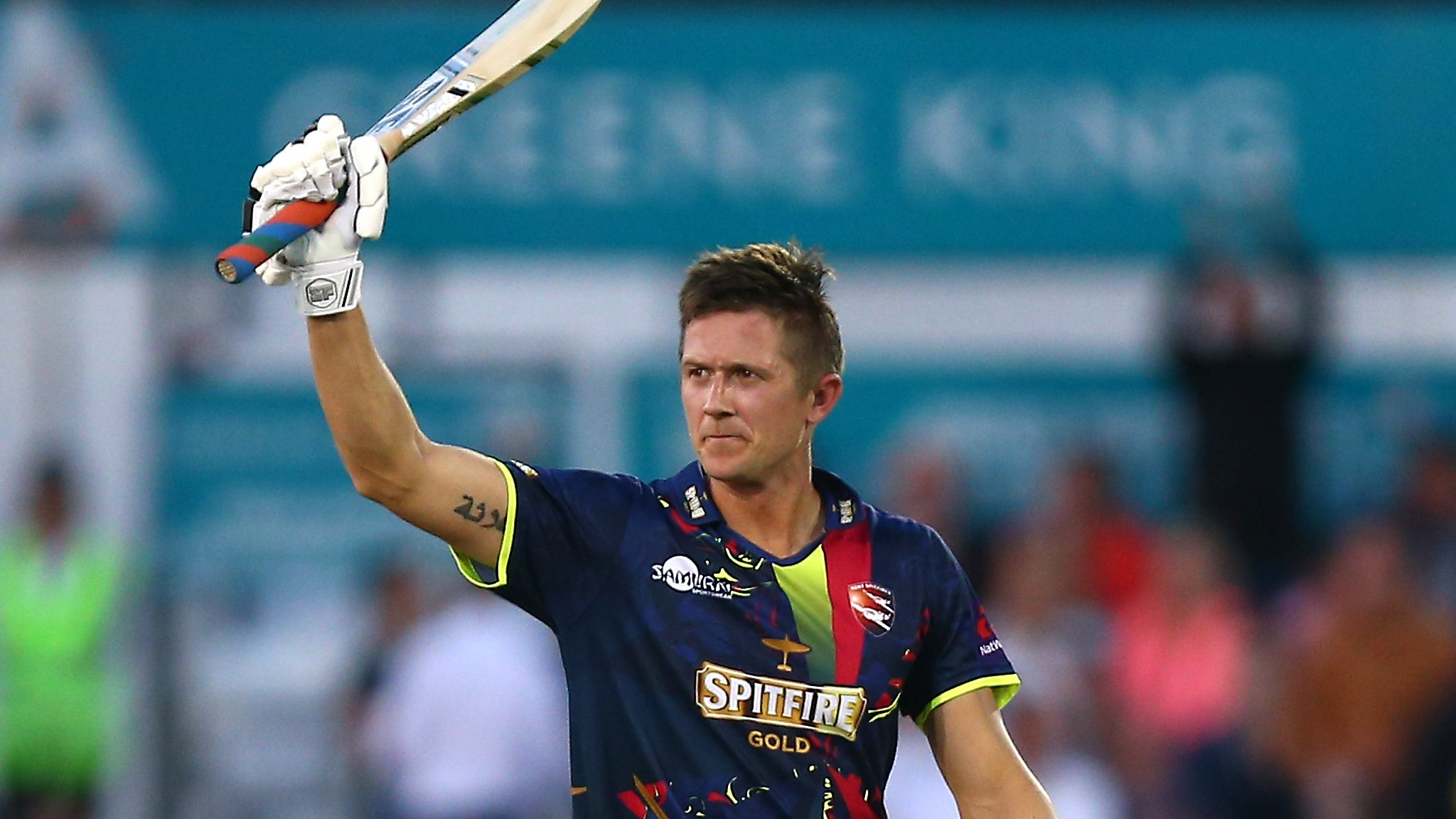 One-Day Cup: Denly stars as Kent beat Glamorgan by four wickets