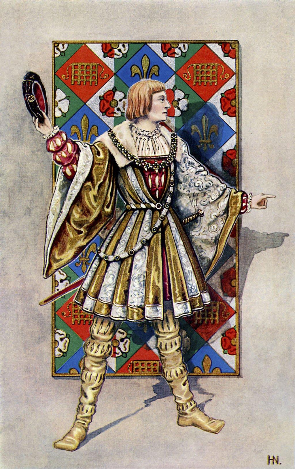 El rey Enrique VIII (1491-1547) en el campo del paño de oro en 1520