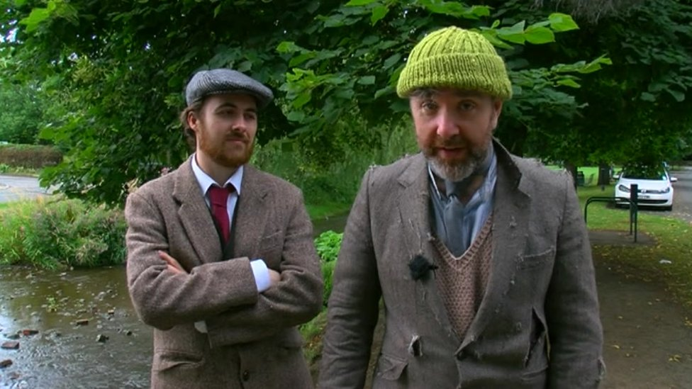 Last of the Summer Wine fans take show to Edinburgh Fringe