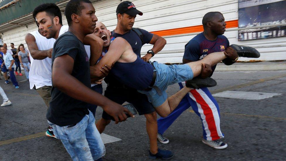Havana , Parada ponosa, LGBT aktivista