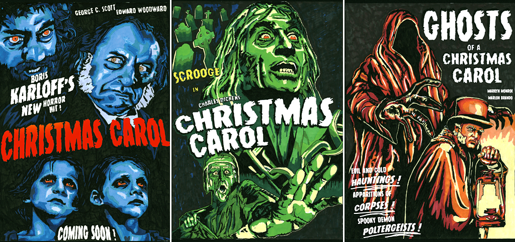 A Christmas Carol What Was It That Upset Charles Dickens Bbc News