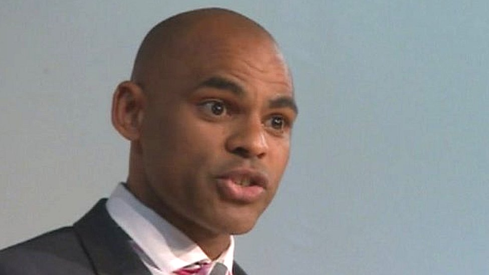 Bristol mayor Marvin Rees calls for city debate after death threats