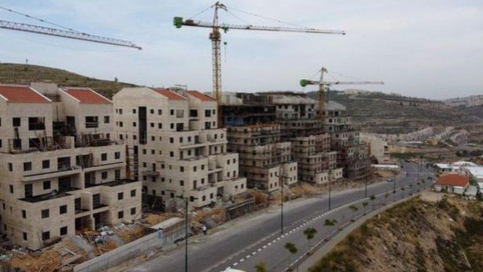 Yahudi yerleşimi