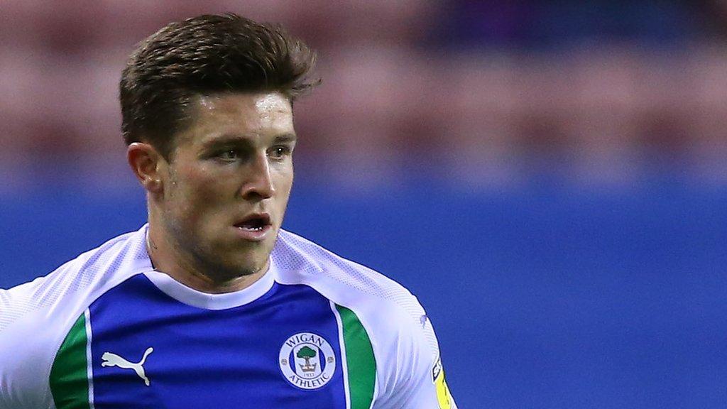 Wigan Athletic 1-0 West Bromwich Albion: Josh Windass strike halts Baggies' unbeaten run