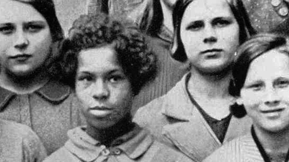 Being black in Nazi Germany