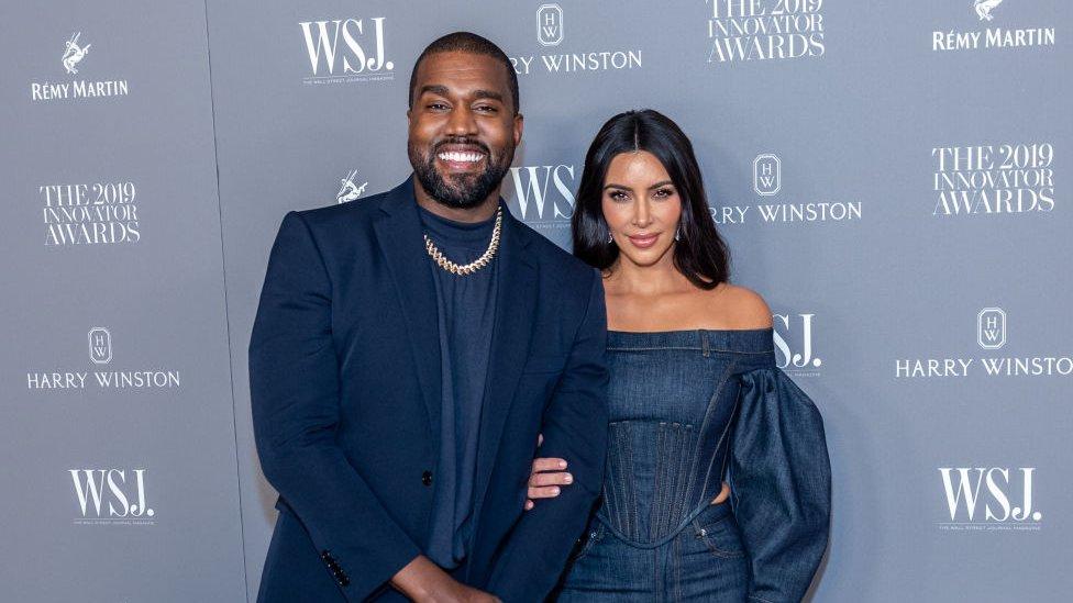 Kanye ve Kim