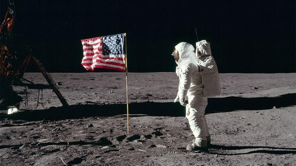 Apolo 11 en la Luna
