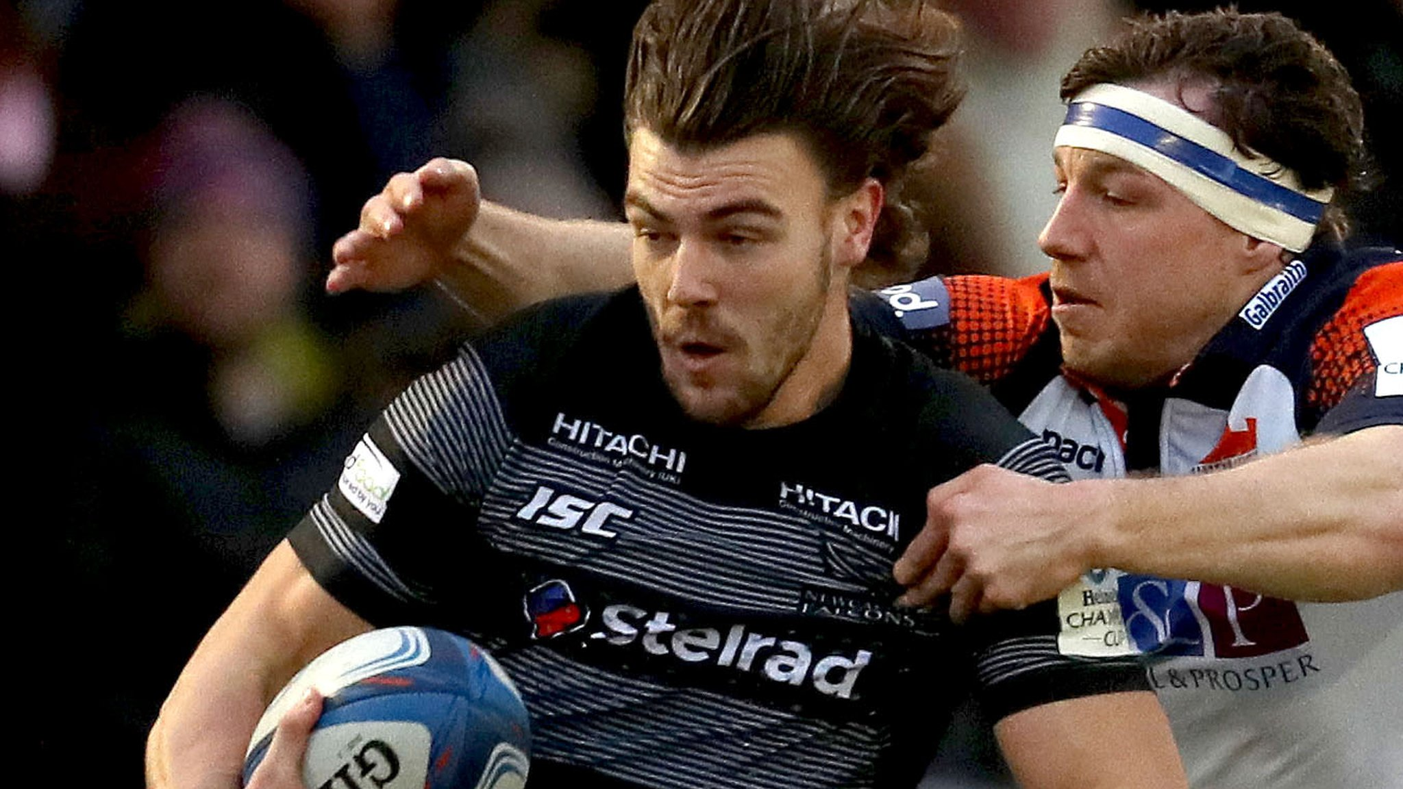 Premiership: Exeter Chiefs v Newcastle Falcons