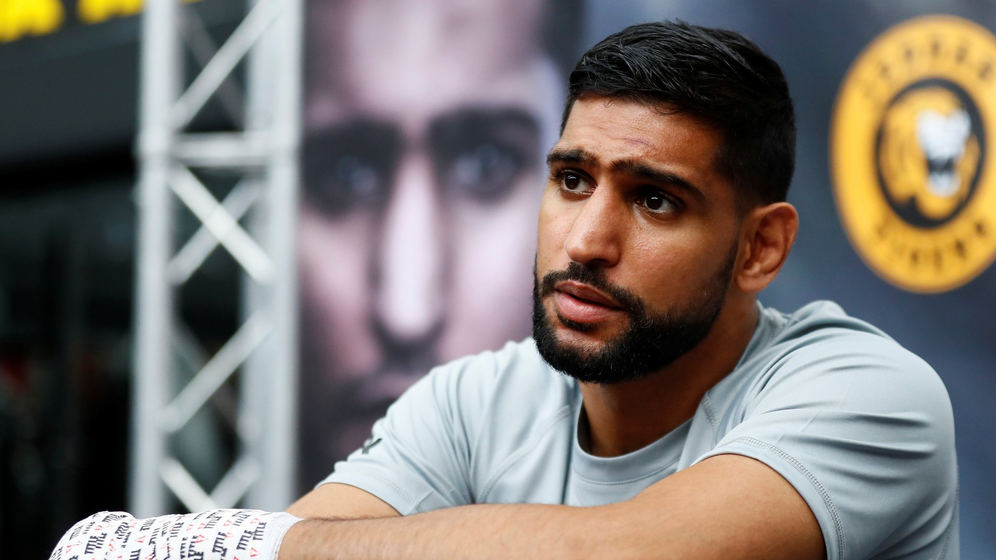 Amir Khan says he may retire if he does not feel good when facing Neeraj Goyat