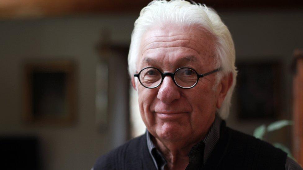 Orlando Romero, historiador de Nuevo Mexico.