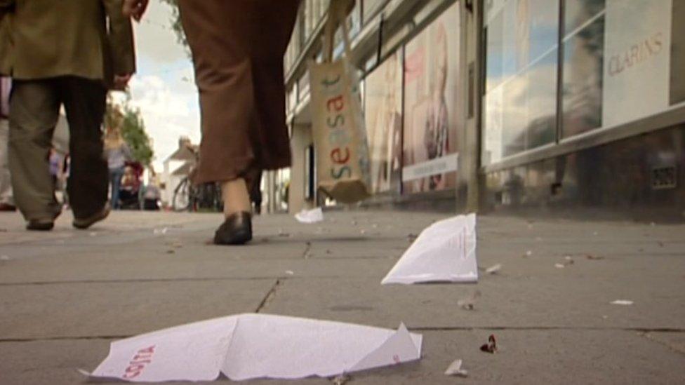 Bradford litter fines: 3GS drops 'unprofitable' contract