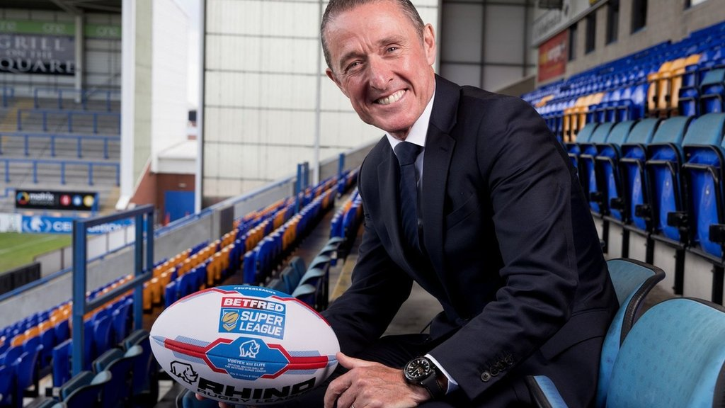 Super League: 'Ground-breaking' learning disability rugby league launched
