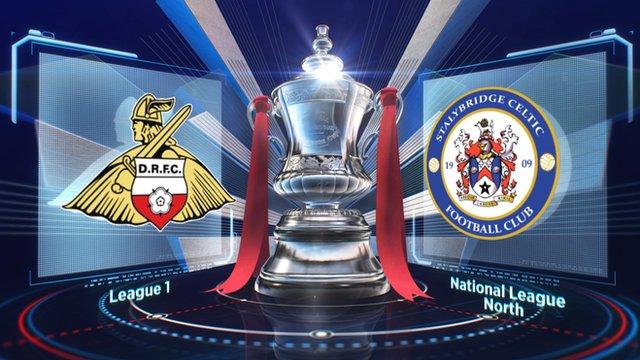 Doncaster 2-0 Stalybridge