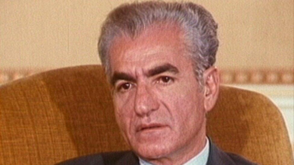 Šah Reza Pahlavi