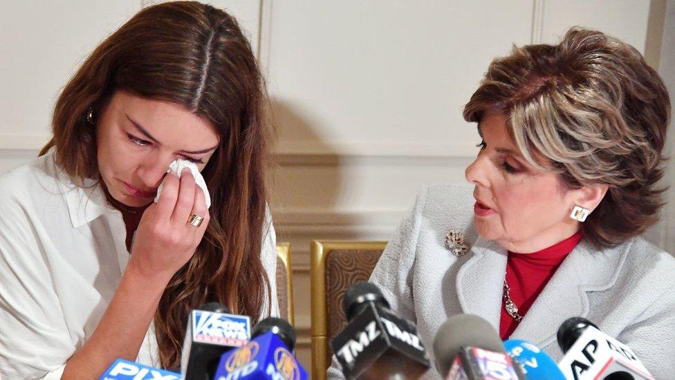 Mimi Haleji je jedna od žena koja je optužila Vajnstina