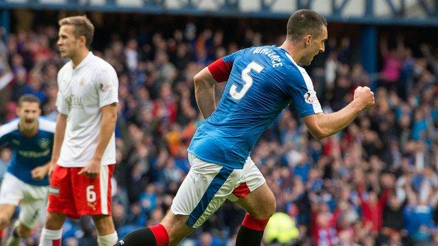 Highlights - Rangers 3-1 Falkirk