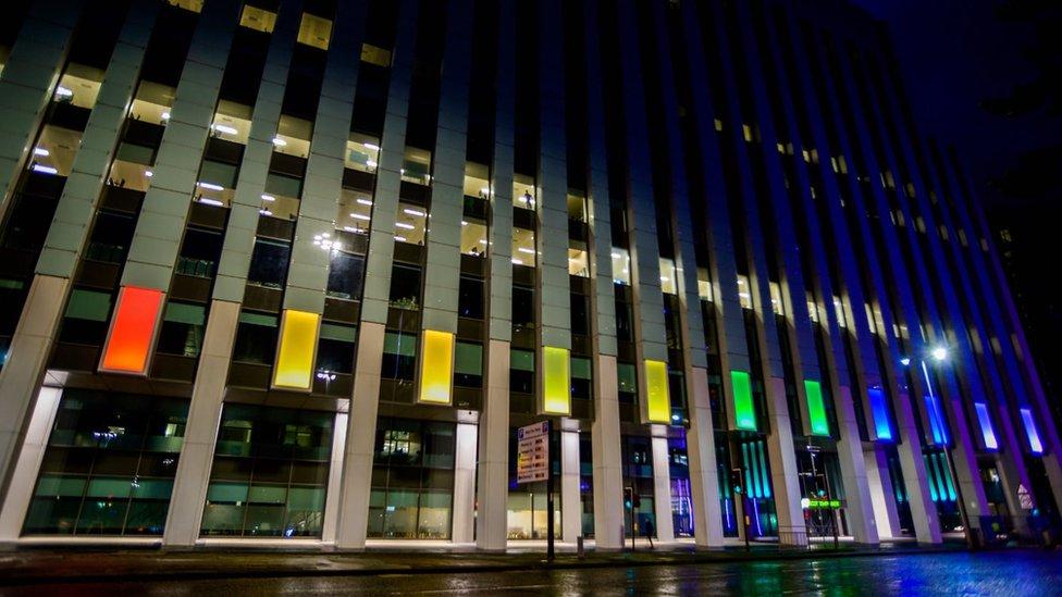 ScottishPower headquarters in Glasgow