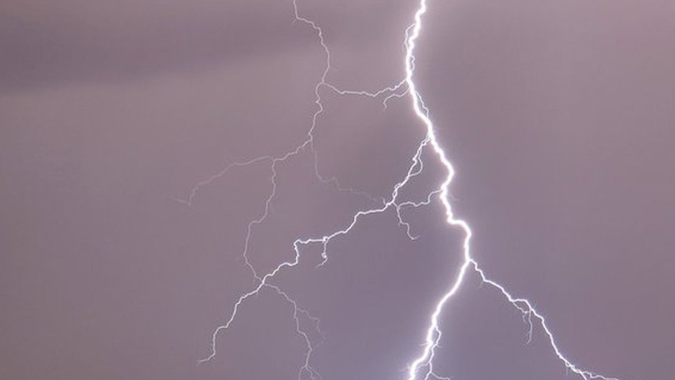 Thunderstorms and torrential rain forecast for Wales